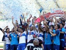 La Liga Chilena ya tiene nuevo nombre. EFE/ANFP