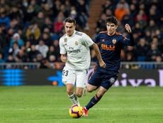 Acerto entre Real Madrid e Tottenham por Sergio Reguilón está perto de ser fechado. EFE
