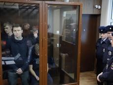 Kokorin y Mamáev siguen en la cárcel. EFE