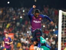 Malcom pourrait quitter le Barça. EFE