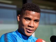 Milan y Newcastle pujarán por Wilmar Barrios. EFE
