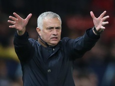 Mourinho quiere reforzar su plantilla. EFE
