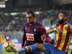 Escalante, a un paso de ser nuevo jugador de la Lazio. EFE