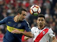 Confirmado: adiós a una posible final Boca-River en la Libertadores. EFE