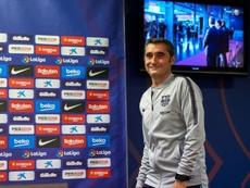 Valverde fait le bilan. EFE