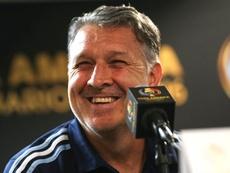 El 'Tata' cree que le iría mejor en el United. EFE