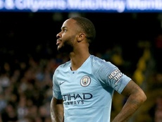 Allegations of racist abuse towards Sterling. EFE