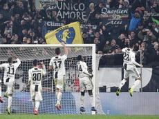 Juventus y el Inter. EFE