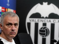 Ince says Mourinho is still cleaning up van Gaal's mess. EFE