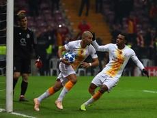 Galatasaray retrouve le haut du tableau. EFE