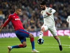 Peligra su continuidad en Madrid. EFE