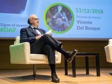 Del Bosque reveló algunas anécdotas de la Selección Española. EFE
