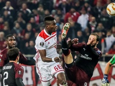 AC Milan sporting director is angry at the club's Europa League elimination. GOAL