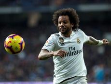 Marcelo terá pedido para sair do Real Madrid. EFE