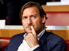 Totti could leave Roma because of the board's recent decisions. EFE