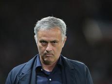 Mourinho volvió a sacar pecho. EFE