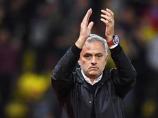 José Mourinho. EFE