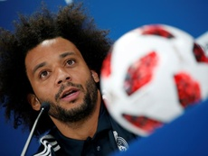 Marcelo has created a star-studded ideal line-up. EFE