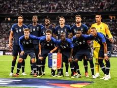 La Federación Francesa quiere jugar volver a la acción antes de fin de año. EFE/Archivo