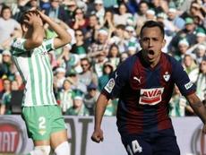 Sanabria y Orellana firmaron los goles. EFE