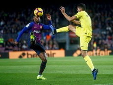 Barca want to sell Semedo, but only if the price is right. EFE/Archivo