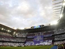 El Bernabéu será decisivo en este mes de febrero y al inicio de marzo. EFE