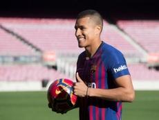 Murillo podría ser titular frente al Leganés. EFE