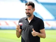 Eduardo Domínguez dejó de ser técnico de Nacional. EFE