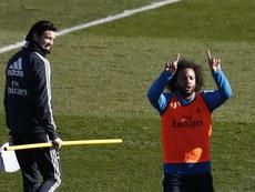 El futuro de Marcelo, en el aire. EFE