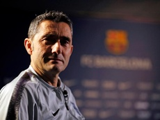Valverde a de très bons chiffres. EFE