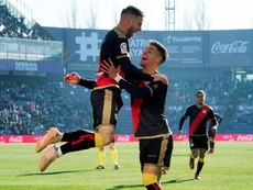 El Valladolid falló un penalti. EFE