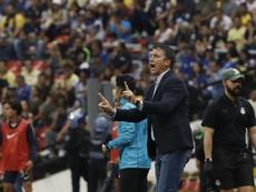 Cruz Azul se encuentra segundo en la tabla del Apertura Mexicano. EFE