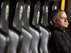 Mourinho non può parlare. AFP