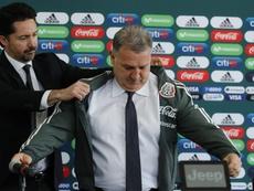 Tras la llegada del 'Tata', México podría seguir apostando por lo azulgrana. EFE