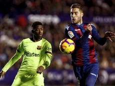 Barcelona triumphed in the corresponding league fixture between the sides- EFE