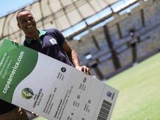 Cafú mostró su convencimiento de que Marcelo volverá a ser el de antes. EFE