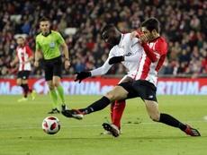 Amadou saldrá del Sevilla rumbo a la Premier. EFE