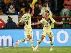 Diego Lainez es el jugador más caro de la historia de México en llegar a Europa. EFE