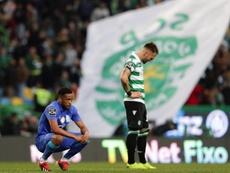 Militao a été sanctionné par Porto. EFE