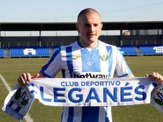 Leganés veut engager Saul Garcia. EFE