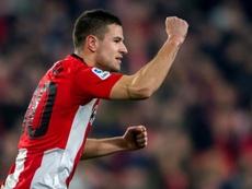 El Athletic ganó, se clasificó el Sevilla. EFE