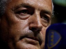 El presidente de Monterrey cargó contra Alfaro. EFE