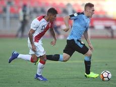 Emiliano Gómez se marcha cedido al Albacete. EFE