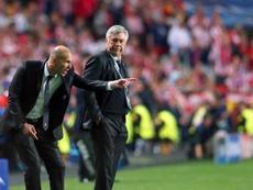 Ancelotti confía ciegamente en Zidane. EFE