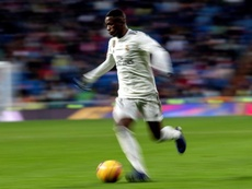 Vinicius should retain his starting place in the absence of Gareth Bale. EFE