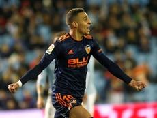 Rodrigo marcó el gol de la remontada. EFE