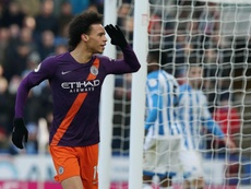 Bayern Munich are interested in signing Leroy Sane. EFE