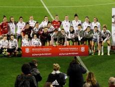 La Selección Española jugará su segundo Mundial este verano. EFE/Archivo