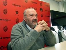 Joan Oliver cargó contra Onolfo. EFE