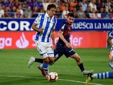 Moi Gómez sigue sonando para jugar en el Villarreal. EFE